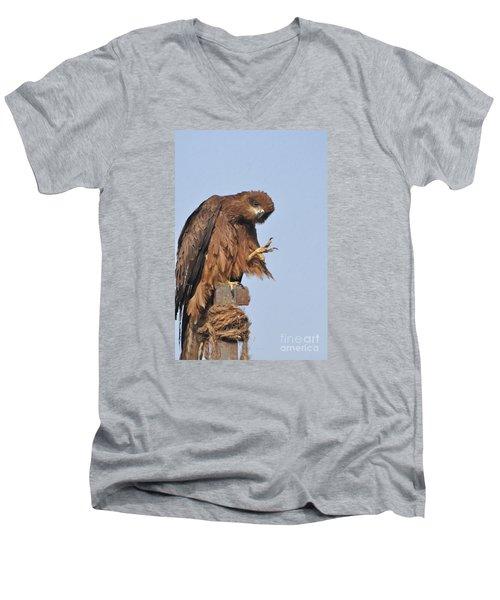 Thanks To All Nature Lovers  Men's V-Neck T-Shirt