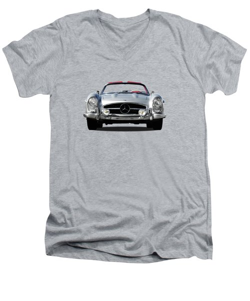 The 1958 300sl Men's V-Neck T-Shirt