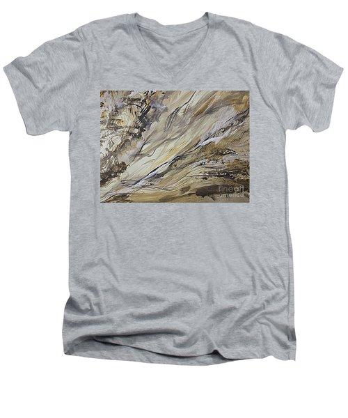 The Avalanche Men's V-Neck T-Shirt
