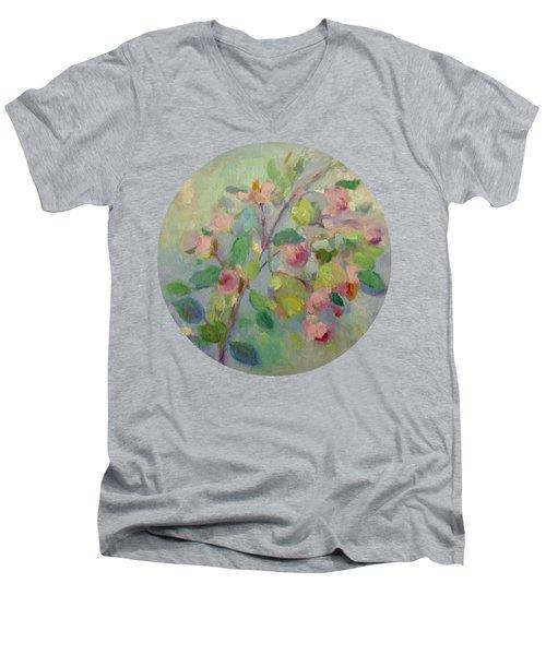 The Beauty Of Spring Men's V-Neck T-Shirt