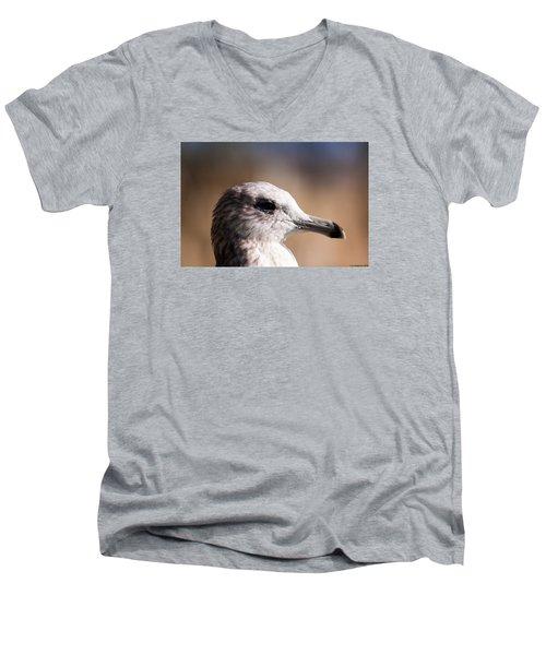The Best Side Of The Gull Men's V-Neck T-Shirt