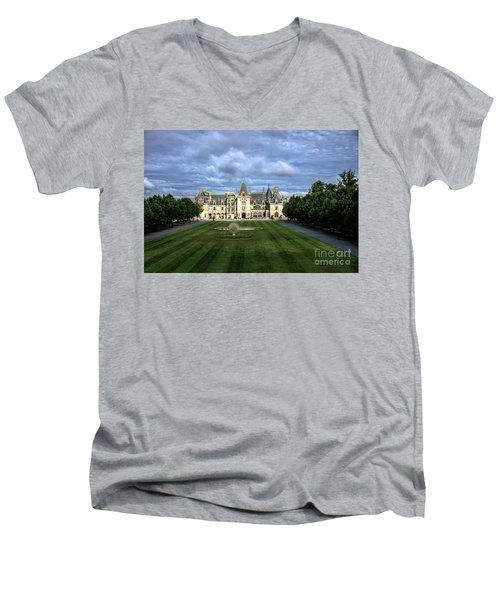 The Biltmore Men's V-Neck T-Shirt