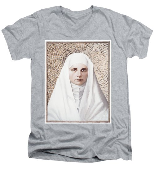 The Blessed Virgin Mary - Lgbvm Men's V-Neck T-Shirt