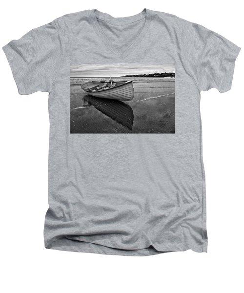 The Breakers Men's V-Neck T-Shirt