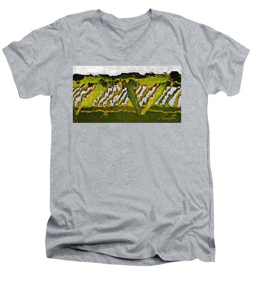 The Bridge - Me To You Men's V-Neck T-Shirt