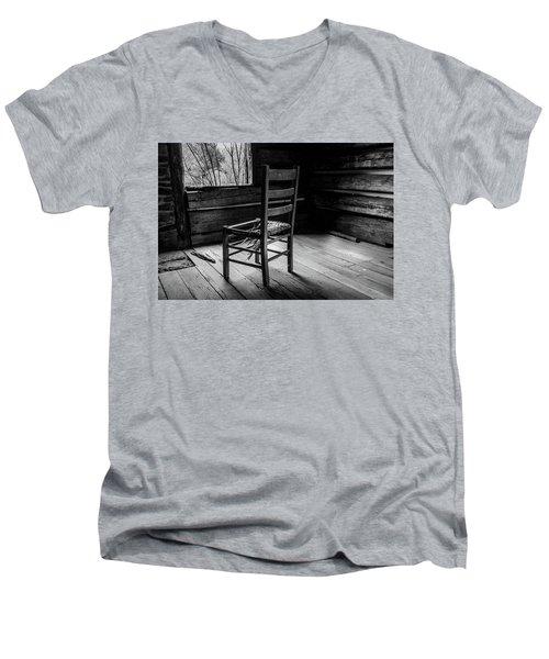 The Broken Chair Men's V-Neck T-Shirt