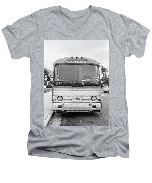 The Bus To Laredo Men's V-Neck T-Shirt