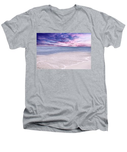 The Calm Before The Storm Men's V-Neck T-Shirt