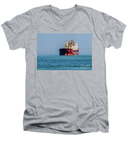 The Cape Men's V-Neck T-Shirt