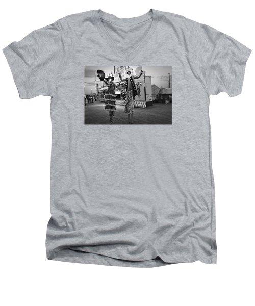 The Carnival Men's V-Neck T-Shirt