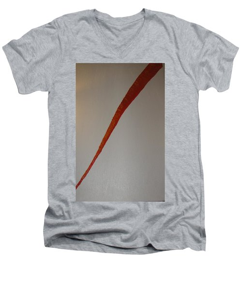 The Carrot Men's V-Neck T-Shirt