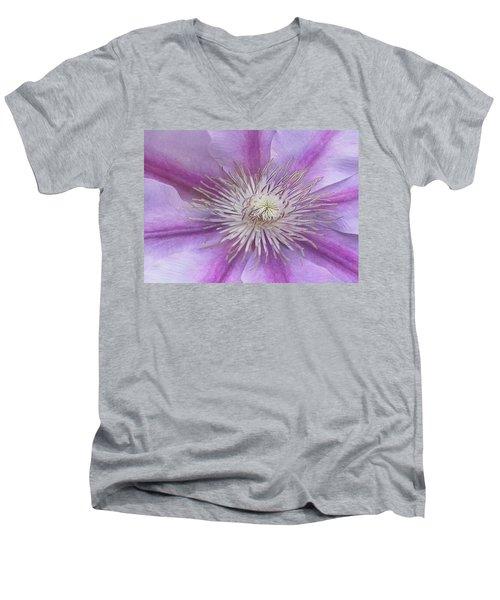 The Center Men's V-Neck T-Shirt