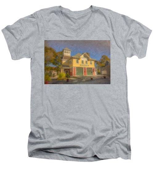 The Children's Museum Of Easton Men's V-Neck T-Shirt