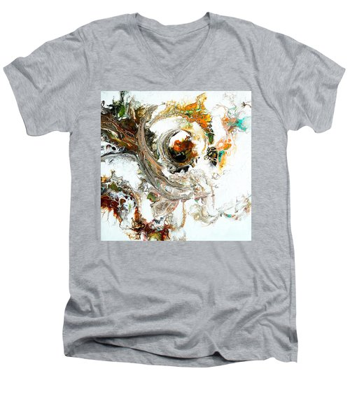 The Circle Of Life Men's V-Neck T-Shirt