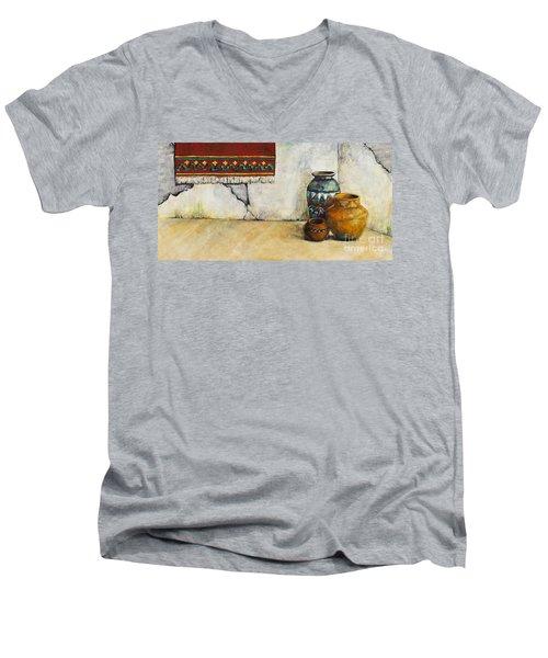 The Clay Pots Men's V-Neck T-Shirt