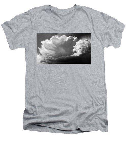 The Cloud Gatherer Men's V-Neck T-Shirt