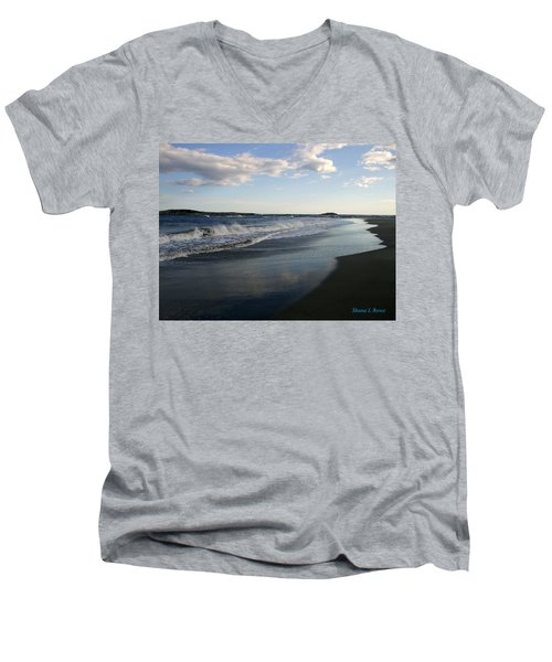 The Coast Men's V-Neck T-Shirt