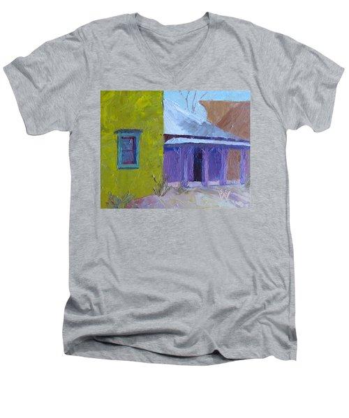 The Color Purple Men's V-Neck T-Shirt