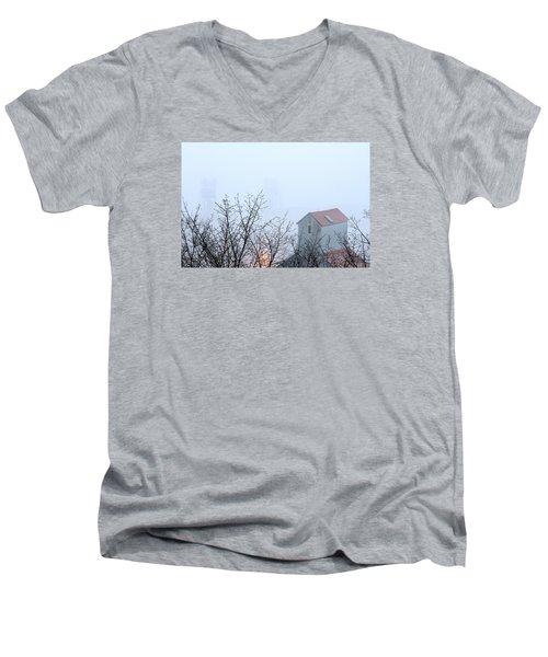 The Commander Men's V-Neck T-Shirt