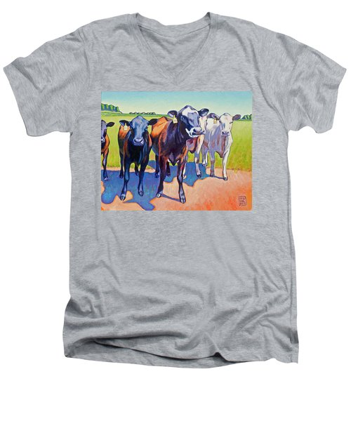 The Committee Men's V-Neck T-Shirt