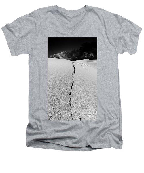 The Crack Of Dawn Men's V-Neck T-Shirt