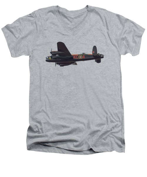 The Dambuster Men's V-Neck T-Shirt