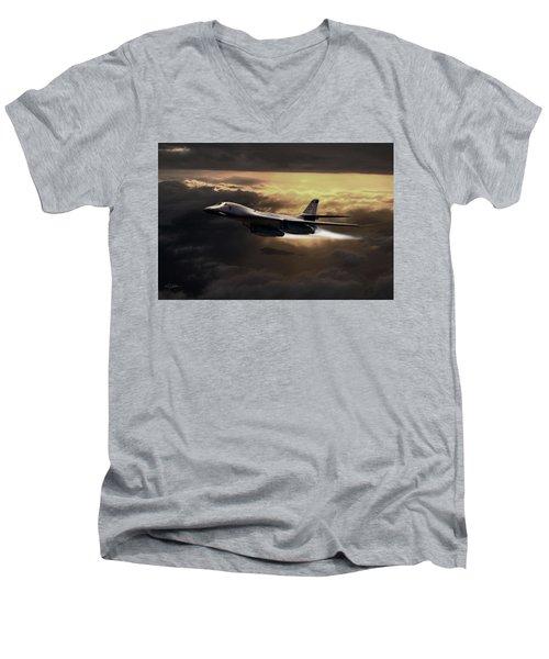 The Dark Knight Rises Men's V-Neck T-Shirt