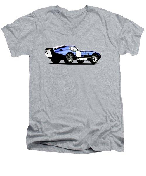 The Daytona Men's V-Neck T-Shirt by Mark Rogan
