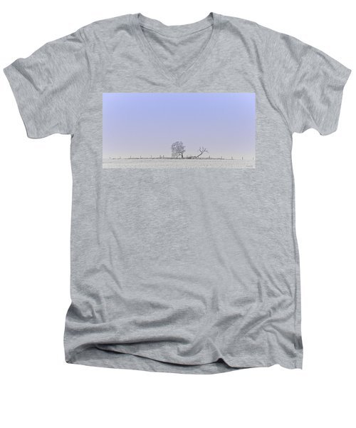 The Distance Between Us Men's V-Neck T-Shirt