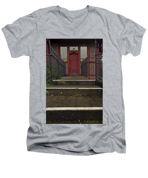 The Door Men's V-Neck T-Shirt
