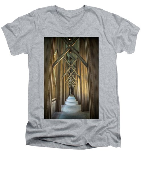 The Doorway Leading To... Men's V-Neck T-Shirt