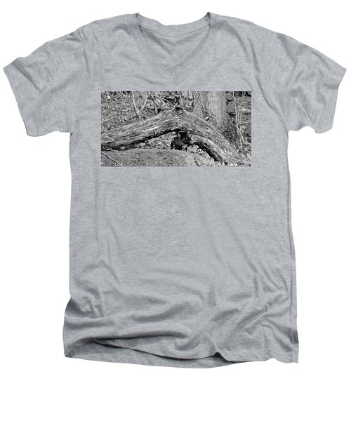 The Fallen - Dragon Men's V-Neck T-Shirt