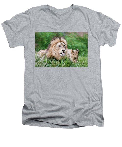 The Family Men's V-Neck T-Shirt