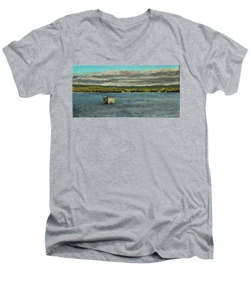 The Far Shore Men's V-Neck T-Shirt