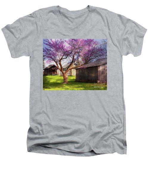 The Farm Men's V-Neck T-Shirt