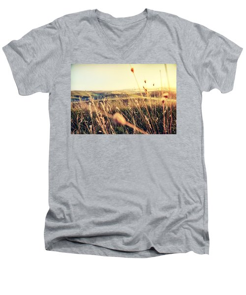 The Fertile Soil Men's V-Neck T-Shirt