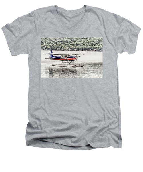 The Float Men's V-Neck T-Shirt