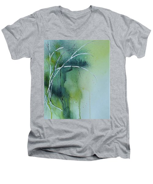 The Forest Men's V-Neck T-Shirt