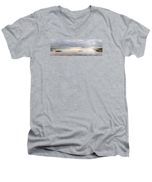 The Forever Dawn Men's V-Neck T-Shirt