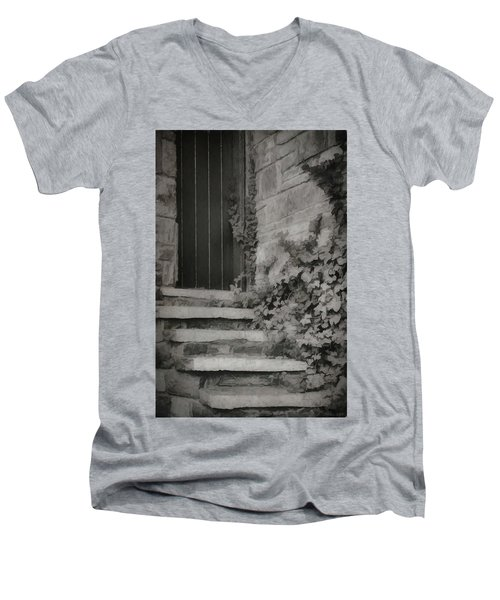The Forgotten Door Men's V-Neck T-Shirt