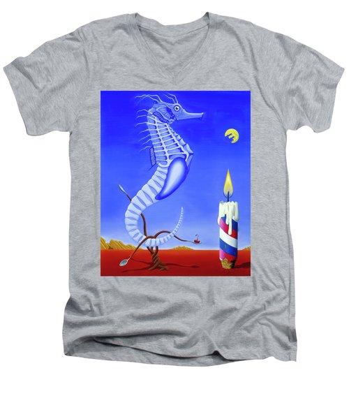 The Game Men's V-Neck T-Shirt