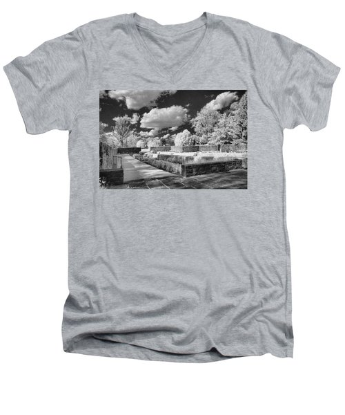 The Gardens In Ir Men's V-Neck T-Shirt
