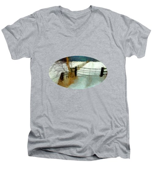 The Gateway Men's V-Neck T-Shirt