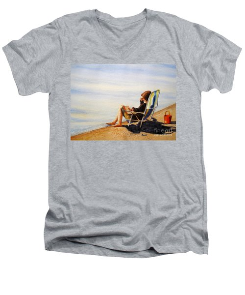 The Good Life Men's V-Neck T-Shirt