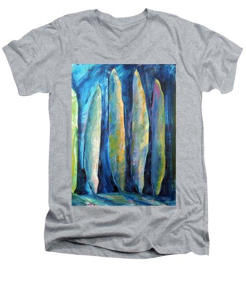 The Guardians Men's V-Neck T-Shirt
