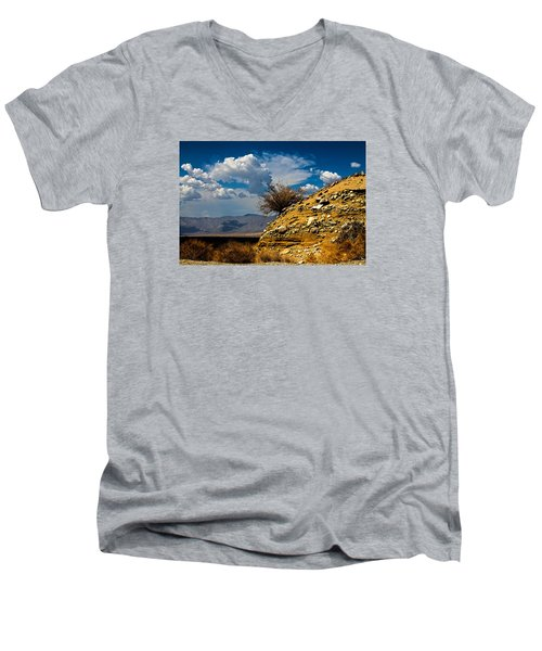 The Hilltop Men's V-Neck T-Shirt