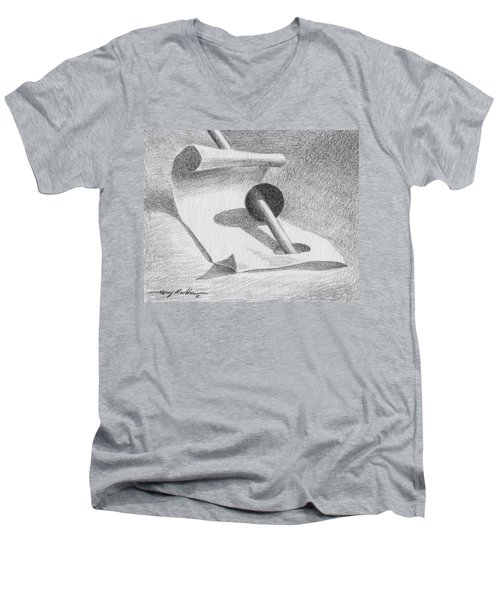 The Hole Men's V-Neck T-Shirt
