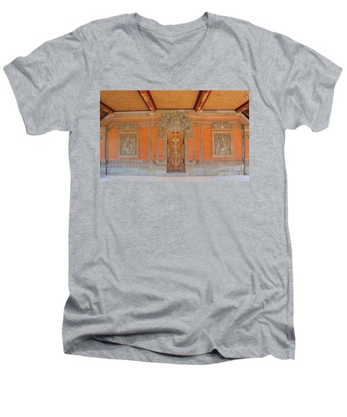 The Island Of God #1 Men's V-Neck T-Shirt