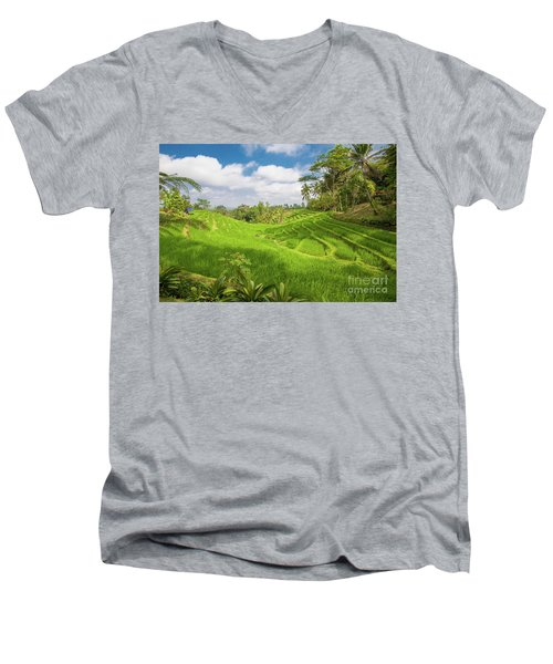 The Island Of God #14 Men's V-Neck T-Shirt