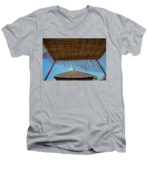The Island Of God #6 Men's V-Neck T-Shirt